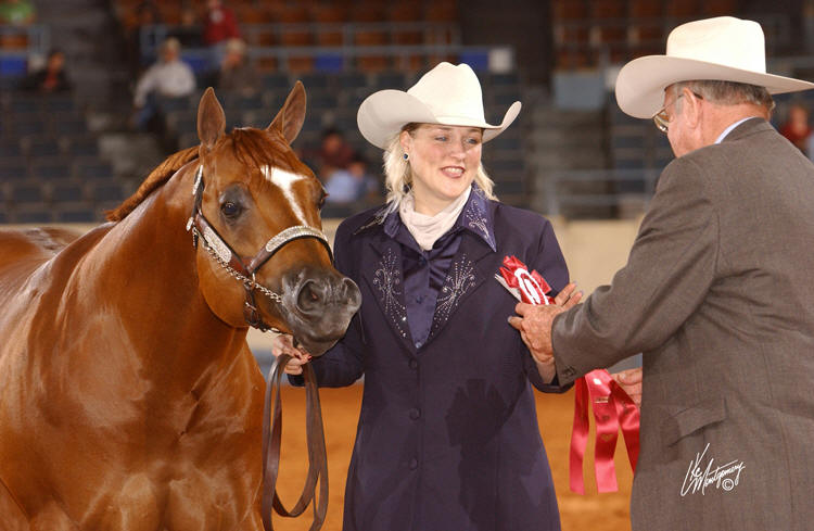 Im One Cool Mr - 2003 AQHA World Show